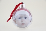 Photo Bauble Clear (Pack of 36)