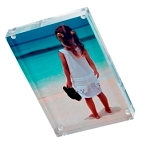Acrylic Photo Mount Block 4