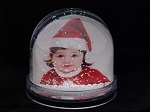 Snow & Glitter Globe (Pack of 36)