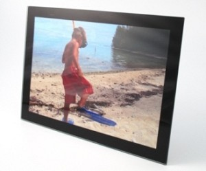 "6"" x 9"" Glass Photo Frame (Pack of 25)"