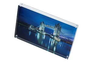 "Acrylic Photo Mount Block 6"" x 9"" (Pack of 10)"