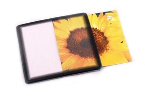 Blank Vinyl Coaster 90x90mm Photo (Pack of 100)